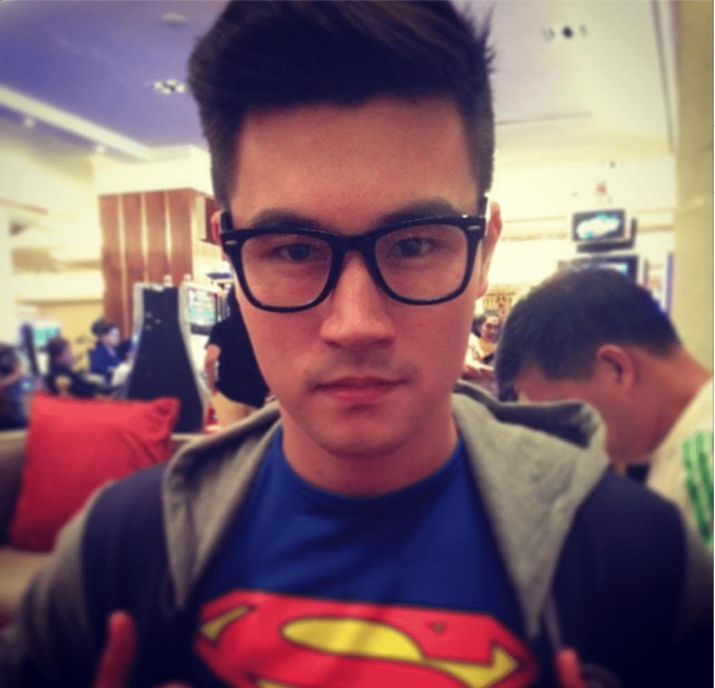 Steven Silva as Superman