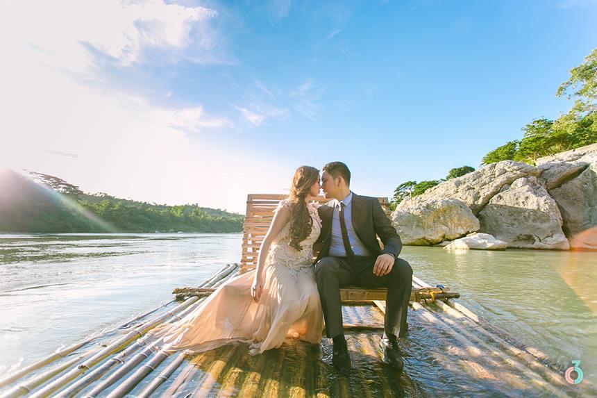 Wedding Prenup at Minalungao National Park