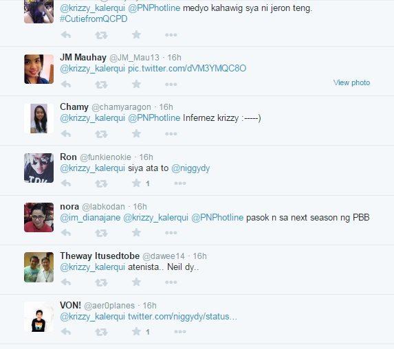 Twitter replies to @krizzy_kalerqui