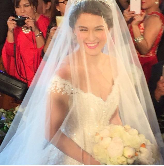 Marian Rivera wedding gown Michael Cinco 3