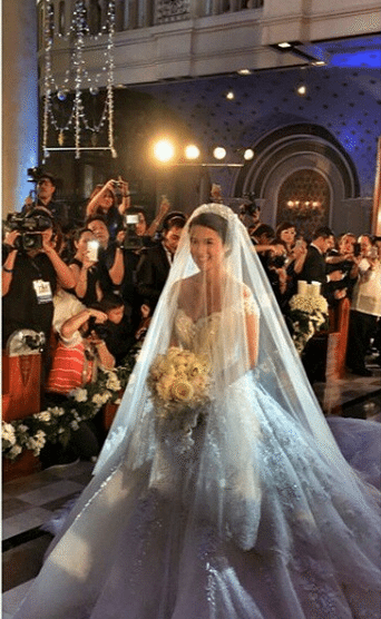 Marian Rivera wedding gown Michael Cinco 7