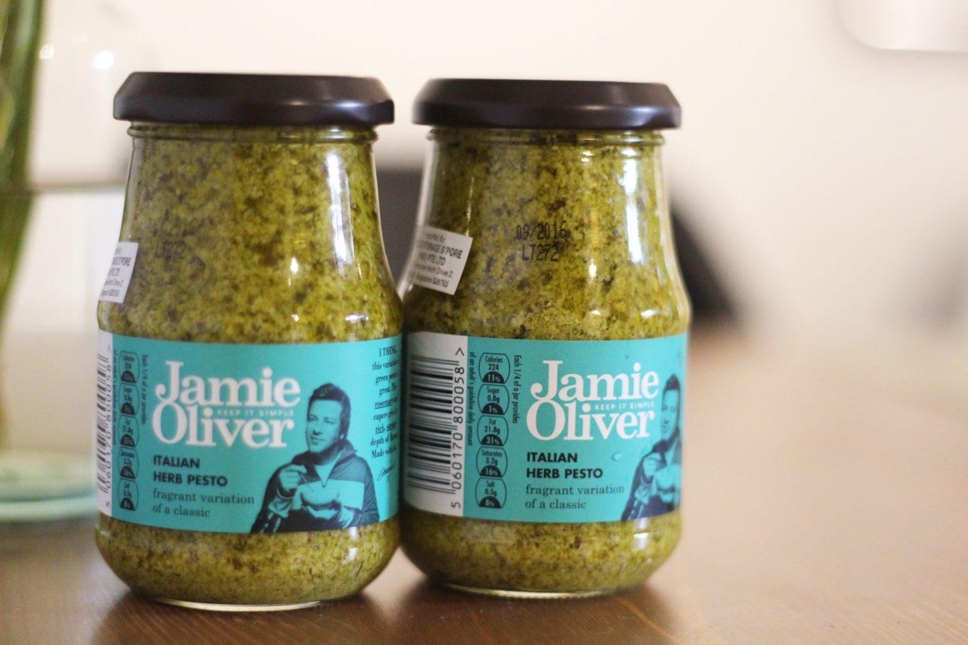 Jamie Oliver's Pasta Sauces