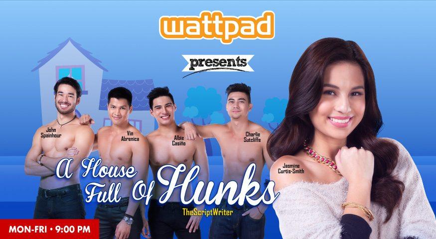 house of hunks wtih jasmine curtis