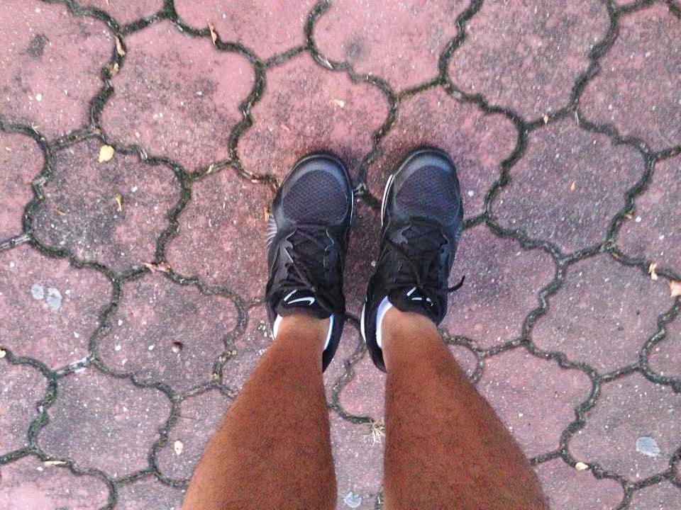 nike rubber shoes for running
