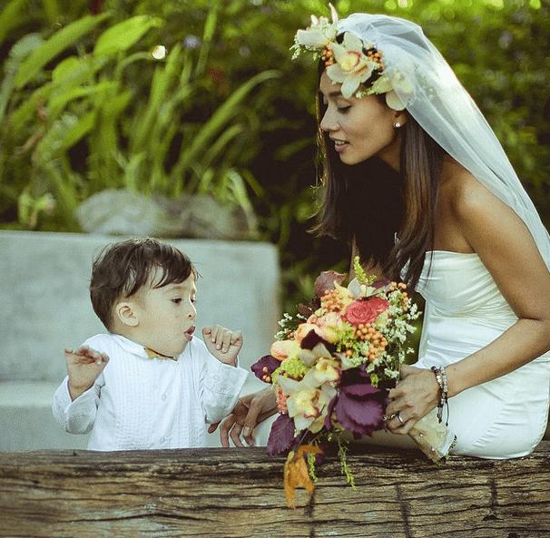 Kitchie Nadal Carlos Lopez wedding P799 wedding gown Makati 2