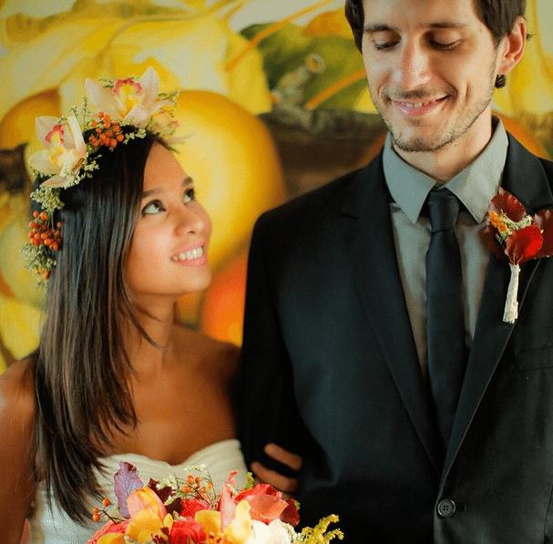 Kitchie Nadal Carlos Lopez wedding P799 wedding gown Makati