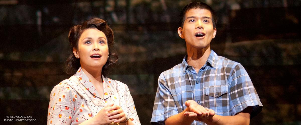 Lea Salonga George Takei Broadway Allegiance Telly Leung