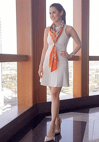 Marian Rivera GMA The Rich Man's Daughter lesbian soap opera Glaiza De Castro Suzette Doctolero