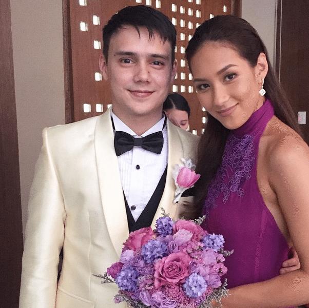 Tabing-Ilog Stars Reunite at Patrick Garcia\'s Wedding   Random Republika