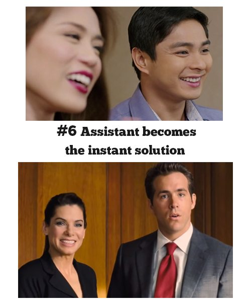 The Proposal You're My Boss Sandra Bullock Ryan Reynolds Coco Martin Toni Gonzaga 6