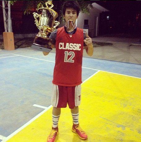 anjo damiles basketball