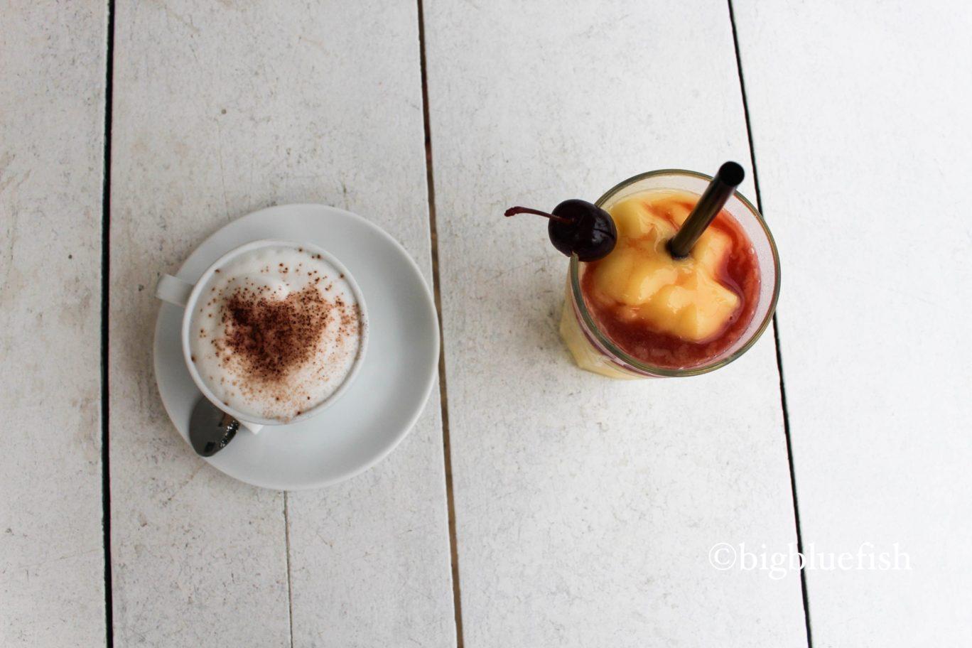 coffee at sentosa margarita
