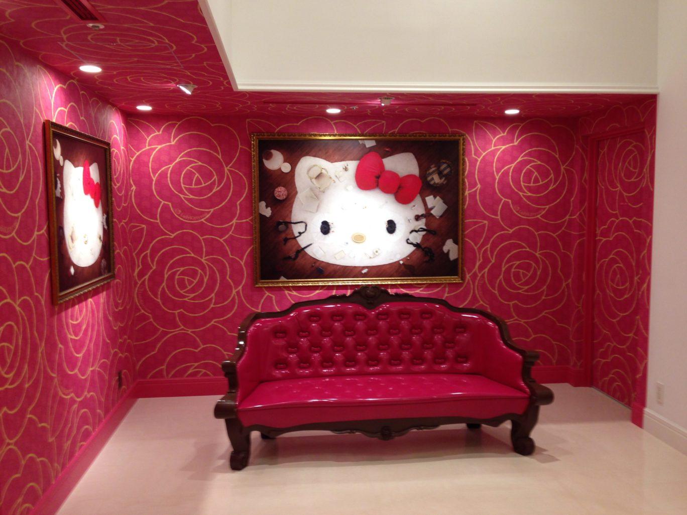 Sanrio Puroland Hello Kitty Sanrioland Sanrio Kawaii Tama Japan Tokyo
