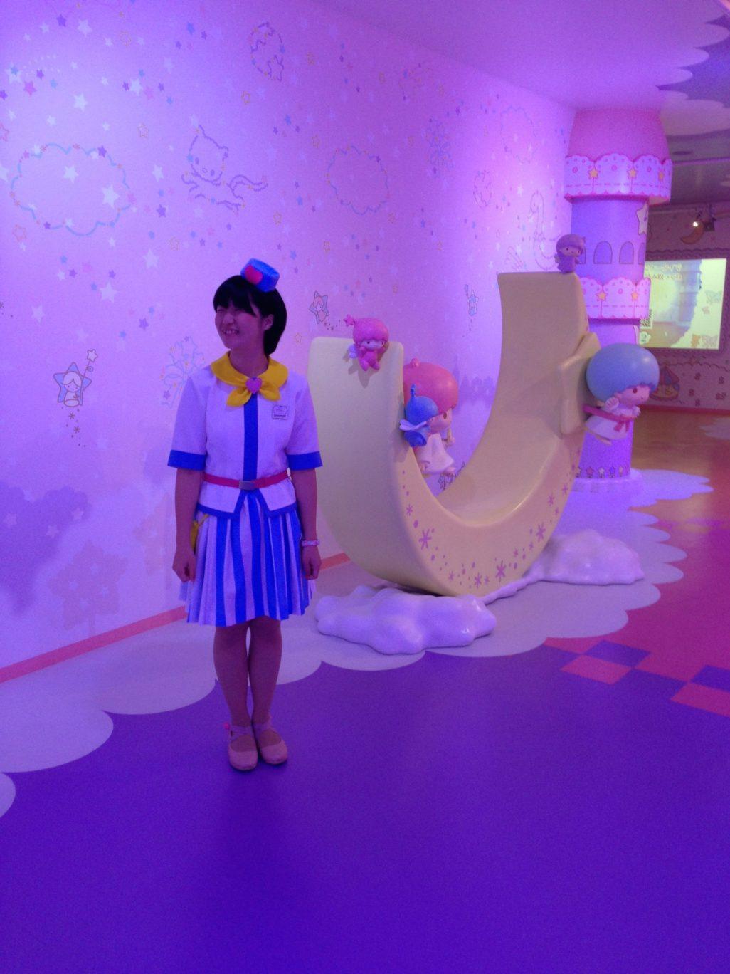 Litte twin stars Sanrio Puroland Hello Kitty Sanrioland Sanrio Kawaii Tama Japan Tokyo