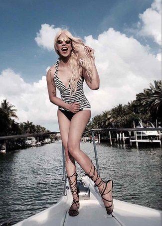 vice ganda bathing suit in miami