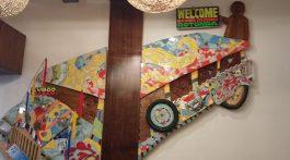 Gerry's Jeepney Restaurant Maginhawa Quezon City Filipino Restaurant Pinoy food