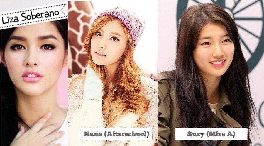 Liza Soberano Nana Afterschool Suzi Suzy Miss A