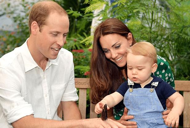 Royal baby Girl Kate Middleton Prince WIlliam Prince George