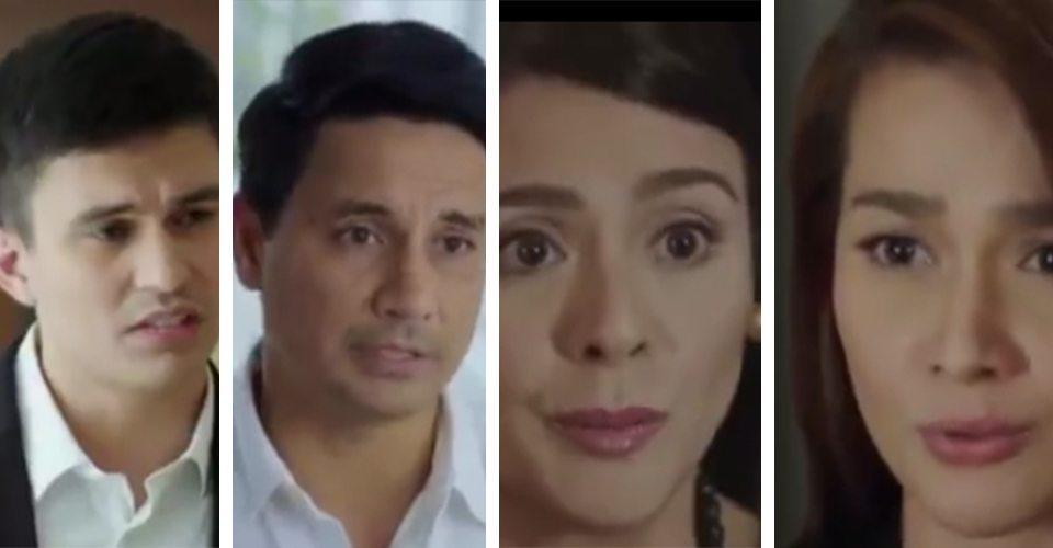 The Love Affair showing July 29 Tom Rodriguez Richard Gomez Dawn Zulueta Bea Alonzo CharDawn