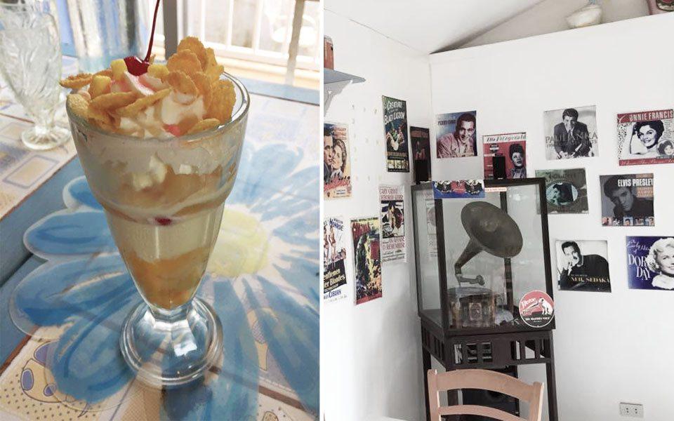 american halohalo in memory lane tagaytay jolina magdangal menu