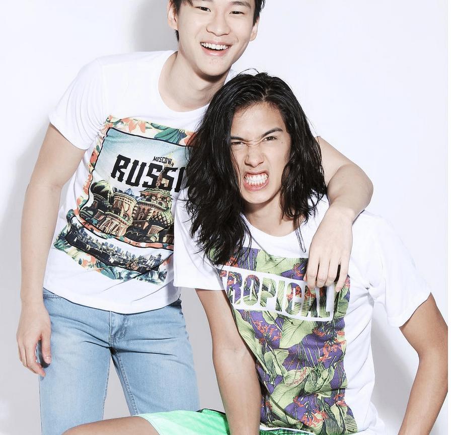 richard juan and tommy esguerra sm youth ambassadors pbb 737 housemates