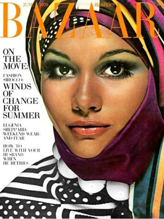 jolina zandueta harpers bazaar 1970 cover