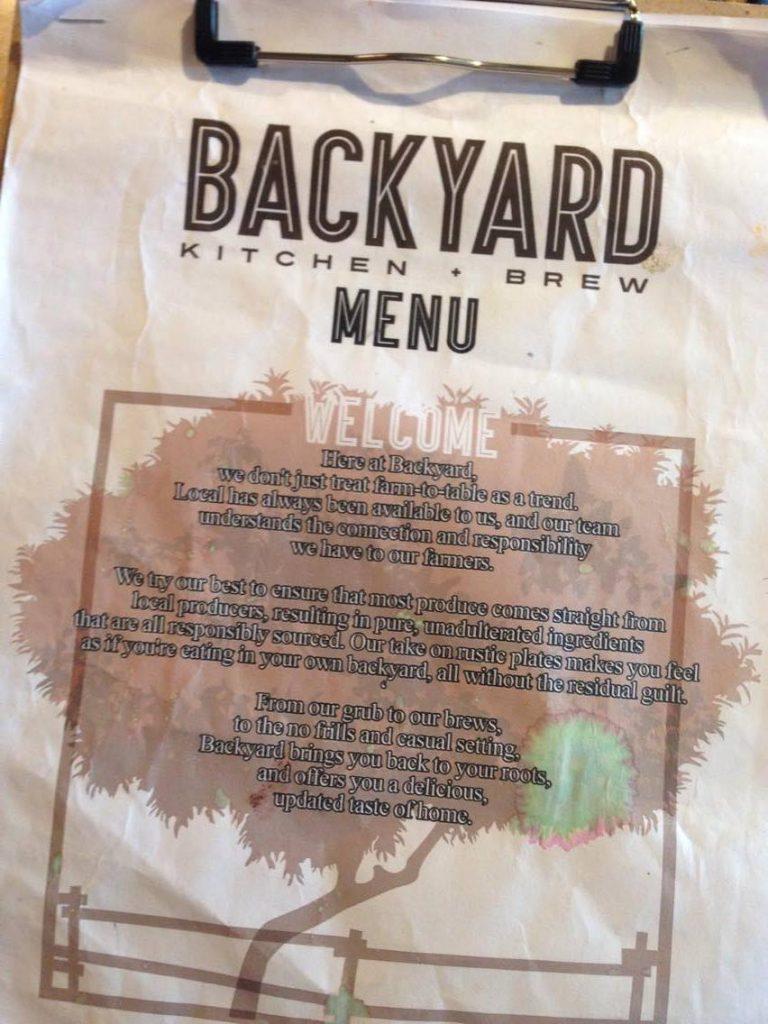 Bibingka Pancakes Backyard PH Backyard Grove Rockwell Backyard UP Town Center Backyard Circuit Makati Menu 1