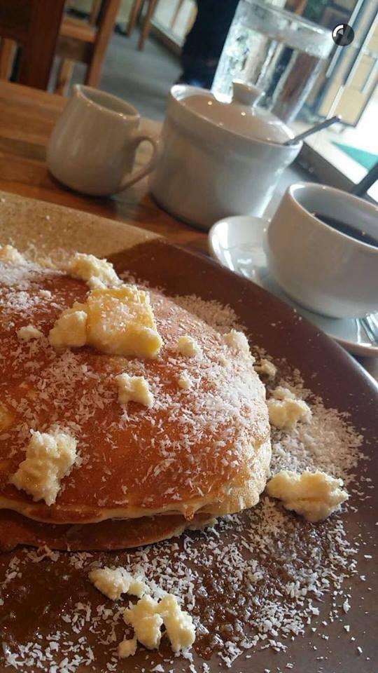 Bibingka Pancakes Backyard PH Backyard Grove Rockwell