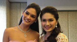 Pia Wurtzbach Miss Universe 2015 Pauleen Luna Vic Sotto Wedding January 30, 2016 Bosleng Poleng Eat Bulaga Dabarkads Francis Libiran