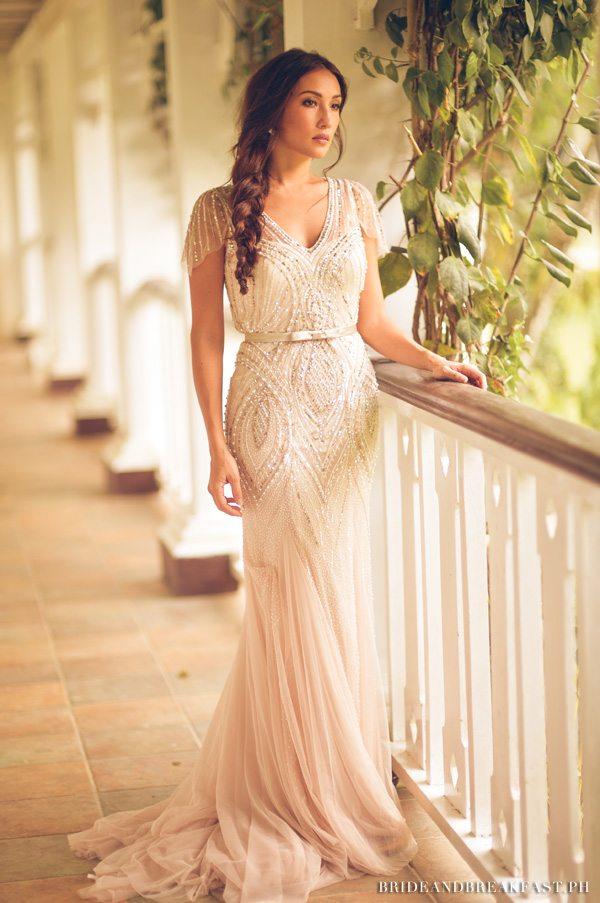 solenn heussaff wedding photos