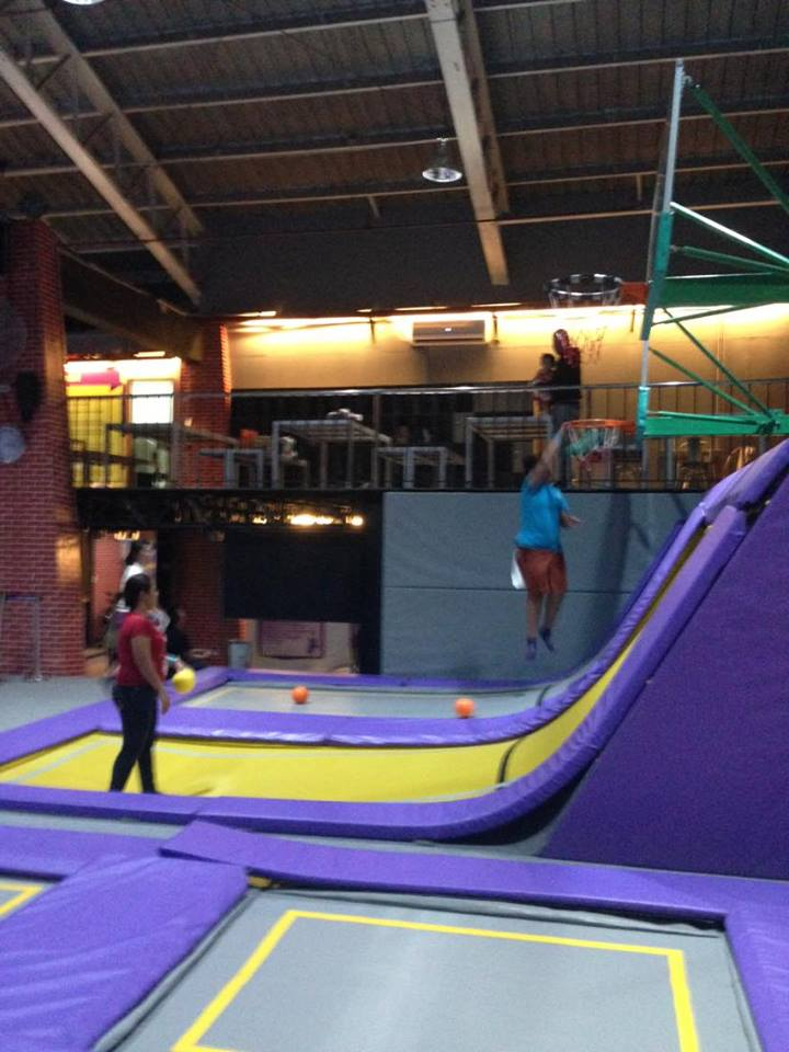 Trampoline Park PH Philippines The Portal Greenfield District Mandaluyong EDSA 10