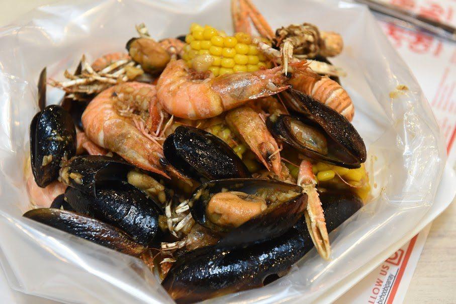 14 Erich Gonzales Endorses Choobi Choobi Seafood Restaurant Endorser Panay Avenue Diliman Quezon City Cebu Seafood