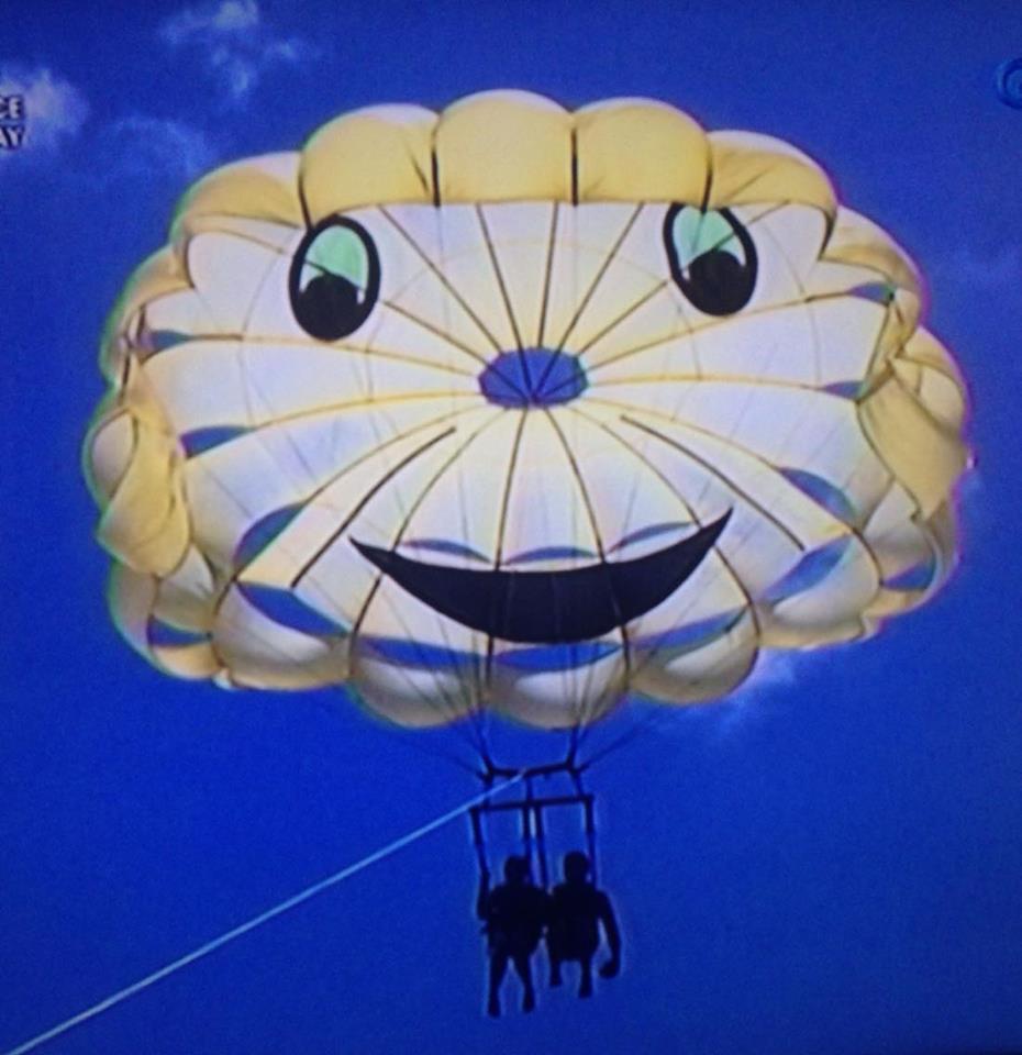 Alden Richards Maine Mendoza AlDub Boracay Trip Surprise Private Plane Parasailing Snorkeling 7