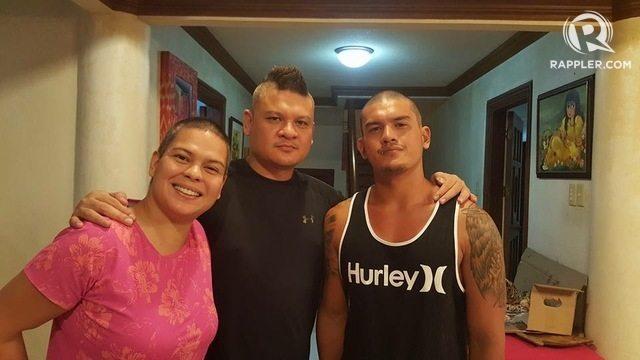duterte sons shave heads for rodi duterte for president 2