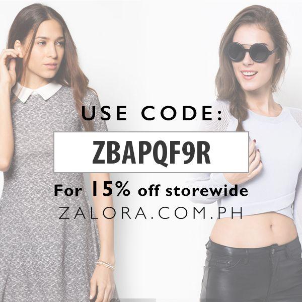 Special Zalora Discount: