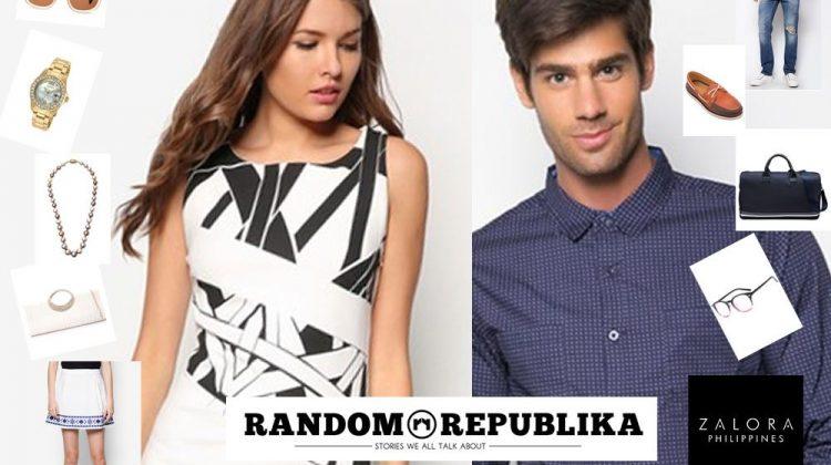 zalora philippines brand ambassador random republika