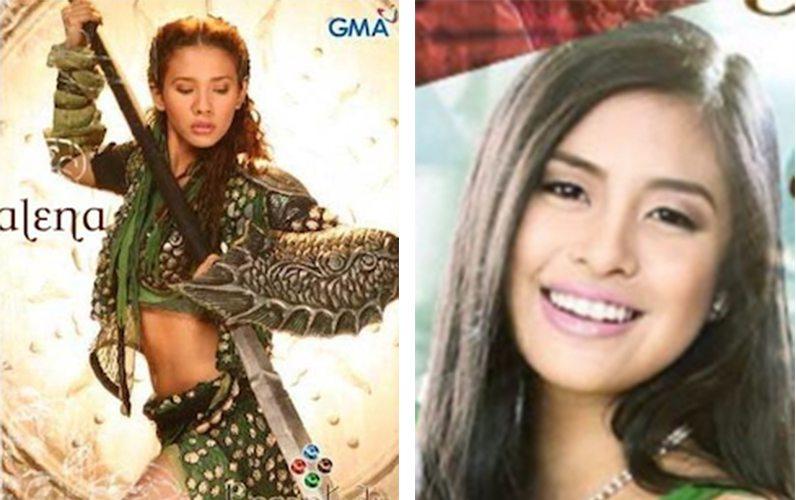 Encantadia 2016 Reveal GMA Sanggre Sang're 24 Oras ALENA Karylle Yuzon Gabbi Garcia