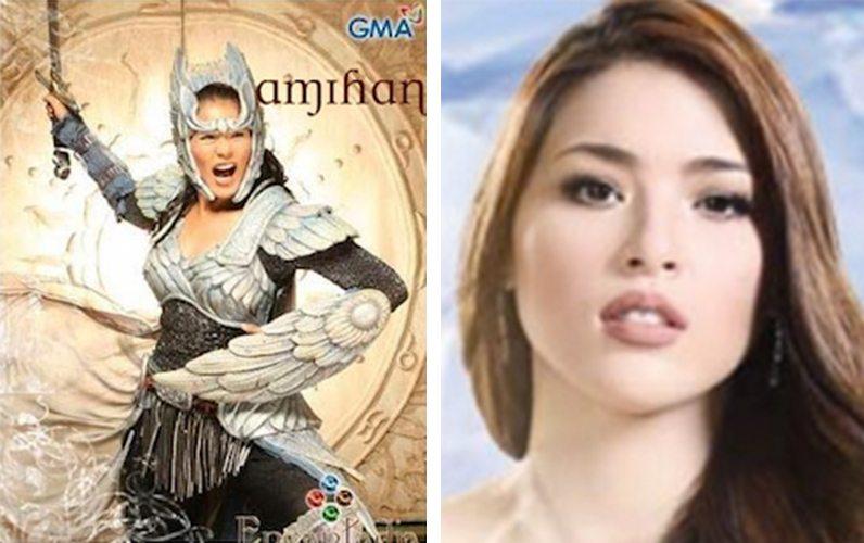 Encantadia 2016 Reveal GMA Sanggre Sang're 24 Oras AMIHAN Iza Calzado Kylie Padilla