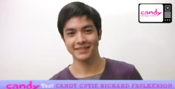 Maine Mendoza Alden Richards Candy Fair 2010 Daniel Padilla 1 Candy Cutie celebrity crush AlDub MaiChard MaiDen