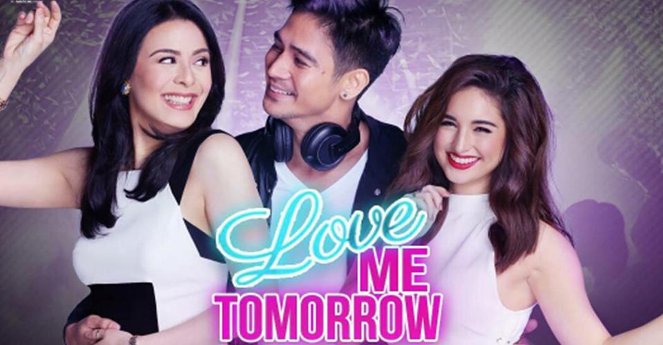 Dawn Zulueta Piolo Pascual Coleen Garcia Love Me Tomorrow Movie Review Now Showing Titas of Manila Millennials