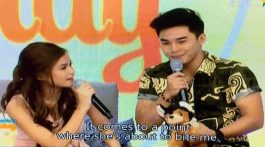 Mcris Hashtag Mccoy De Leon and Maris Racal