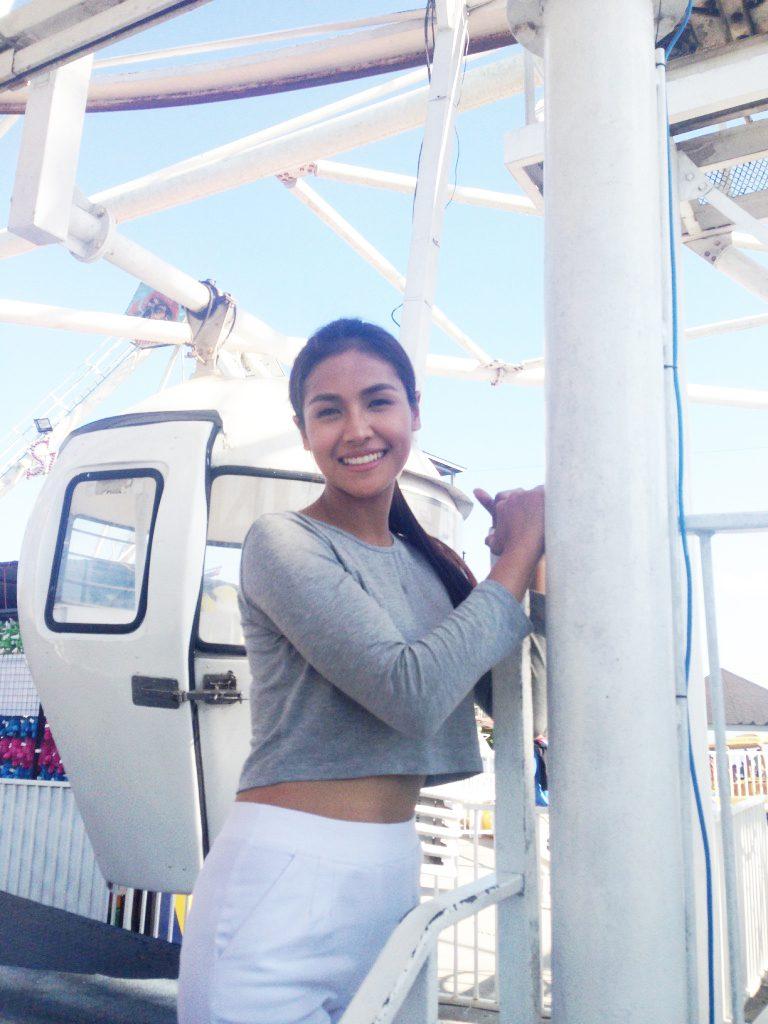 Sanya Lopez Encantandia 2016 Danaya Sky Ranch Date with Danaya Blog Con GMA Network 5