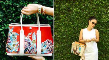 heart evangelista handbags art paintings