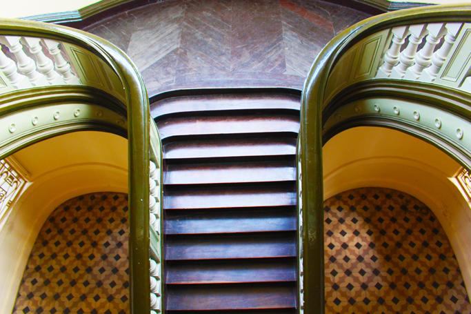 staircase hcmc