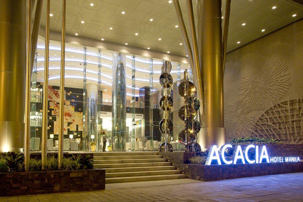 Hotel Facade (1)
