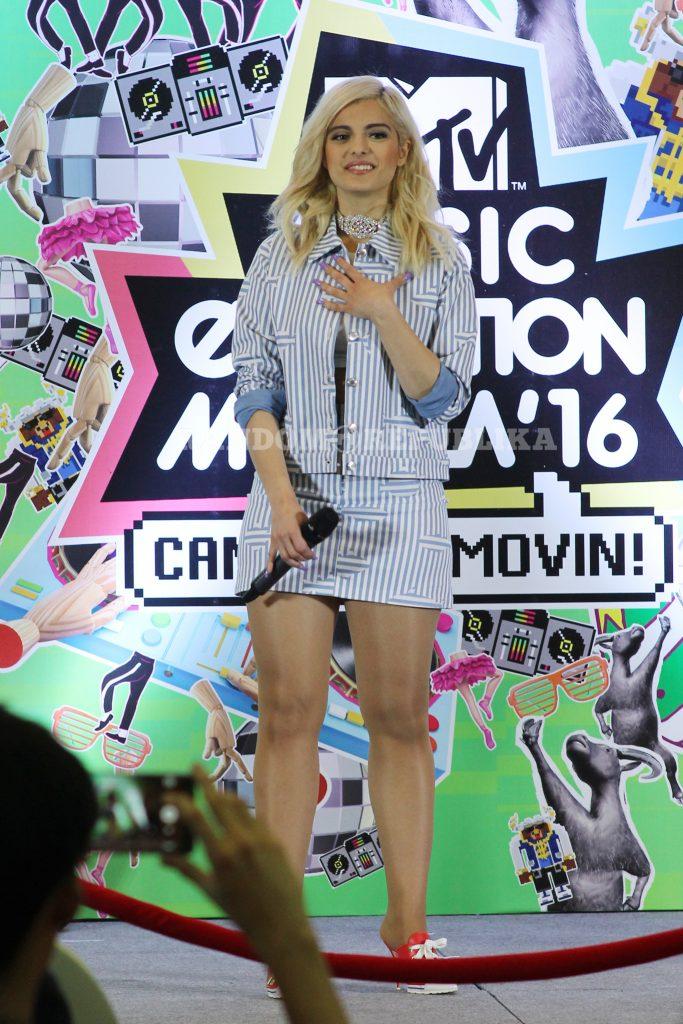 MTV Music Evolution Manila 2016 MTV Asia MTV Music Evo Bebe Rexha 1 copy