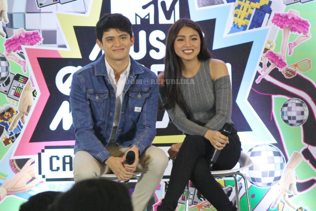 MTV Music Evolution Manila 2016 MTV Asia MTV Music Evo JaDine James Reid Nadine Lustre 5 copy