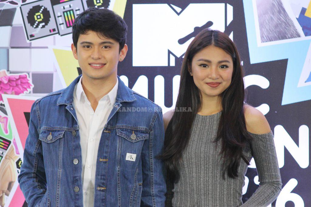 MTV Music Evolution Manila 2016 MTV Asia MTV Music Evo JaDine James Reid Nadine Lustre 7 copy