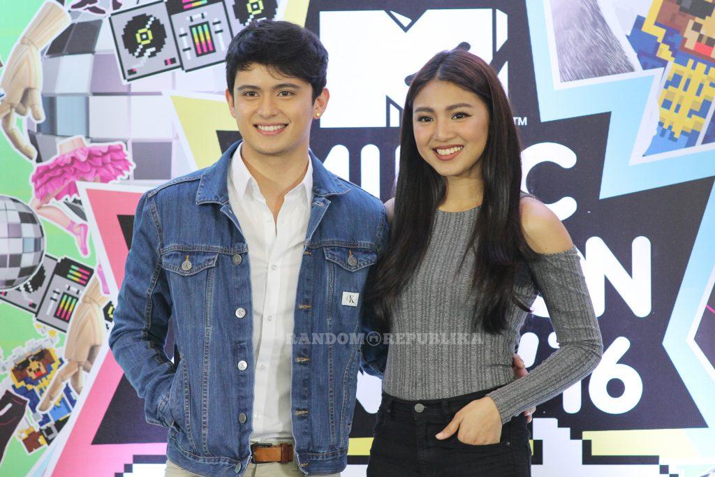 MTV Music Evolution Manila 2016 MTV Asia MTV Music Evo JaDine James Reid Nadine Lustre 9 copy