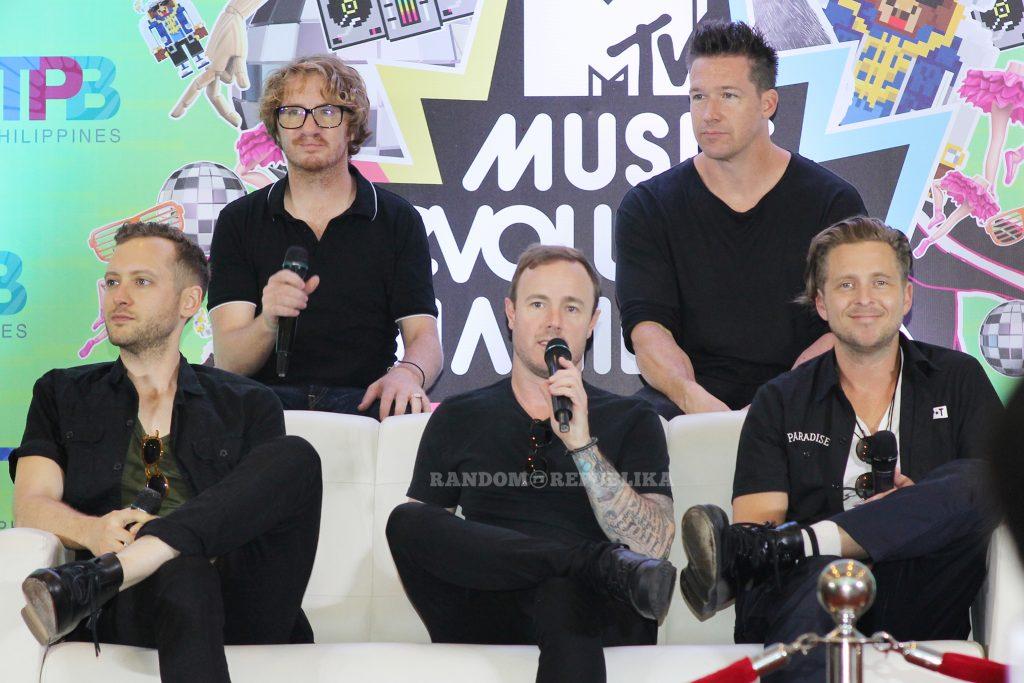 MTV Music Evolution Manila 2016 MTV Asia MTV Music Evo One Republic 5 copy